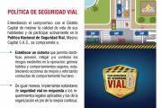 POLÍTICAS INTERNAS Y DE SEGURIDAD VÍAL